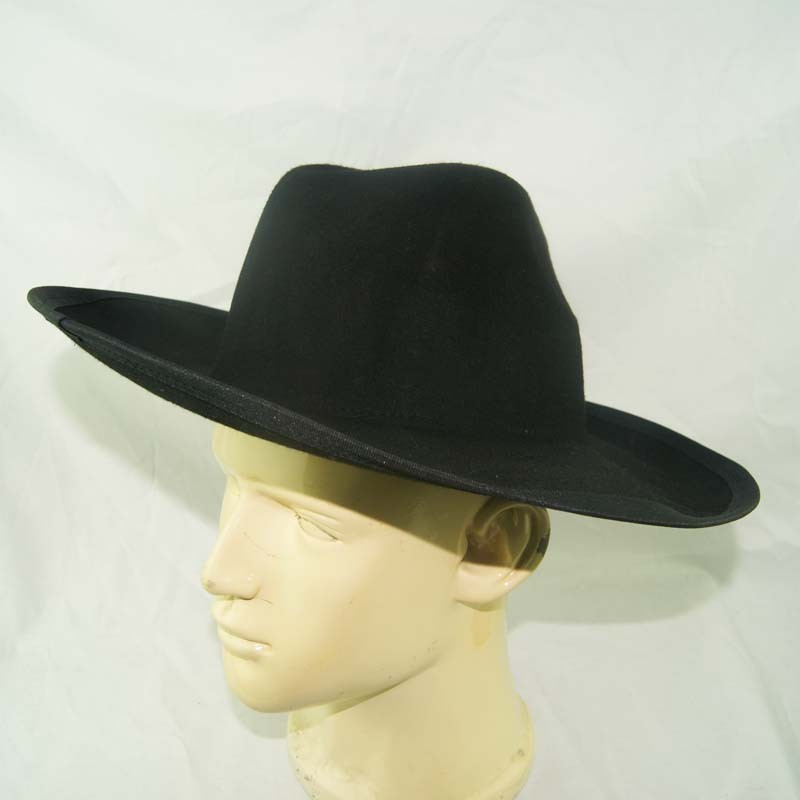 high quality 100 wool fisherman hat for
