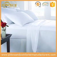 Plain colored textile nice design your own bed sheets