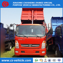 8 tons 10t dump truck HOWO 6-wheel mini 10tons tipper truck HOWO mini tipper truck price