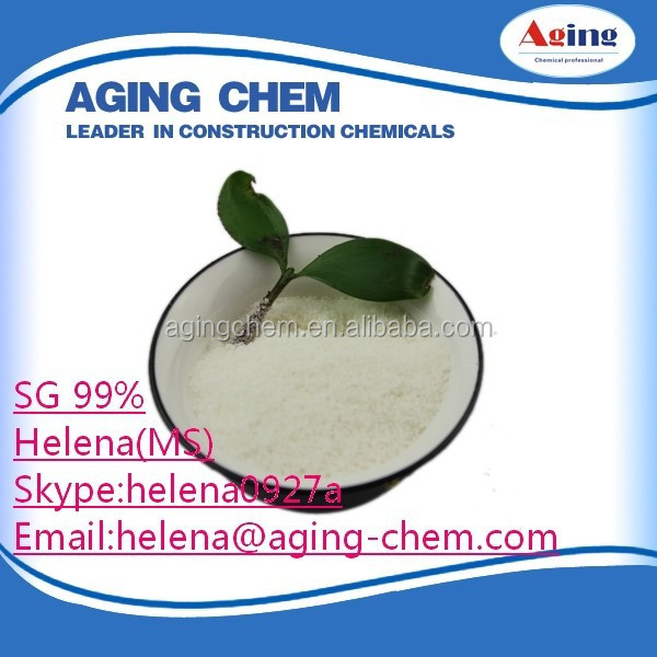 factory price Sodium gluconate SG99% for acrylic binder/gluconate as water reducer