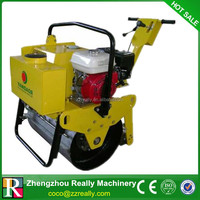 China construction machinery RE-600A Single Drum Vibratory Road Roller