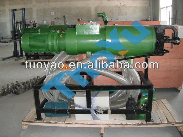 2014 Factory Direct Sale Animal Dung/Poultry Dung Dewatering Screw Press Machine (0086-15837162831)