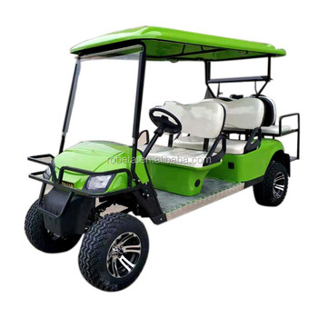 One Person Golf Carts Electric Eec Cheap Used Mini Single Golf Cart Price for Sale