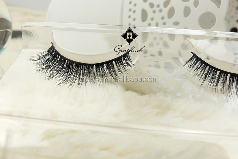 Customized Package Soft and Natural False Eyelashes 3D Eyelash