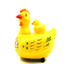 High Quality plastic cartoon electric chicken toys