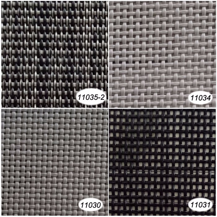 1x1 Pantone color PVC woven fabric for making beach chair