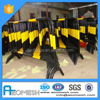 AEOMESH railway crossing barrier / lightweight galvanized steel barrier