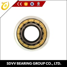Single row cylindrical roller bearing Hybrid Ceramic Bearing NU 1010 ECP/HC5C3
