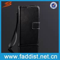 Luxury Leather Flip Case for Samsung Galaxy s4 mini Cover