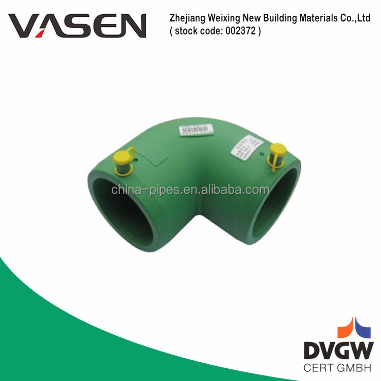 VASEN Low Price PPR Elbow quick connect hose pipe fittings