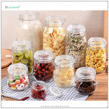 DNC005 Seal food Glass Storage Jar for all kinds of food storage