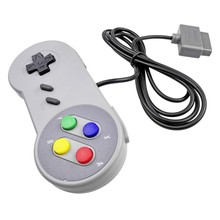 Joystick Controller Video Game Accessories For Super Nintendo