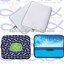 Blank sublimation sleeve for laptop/ tablet