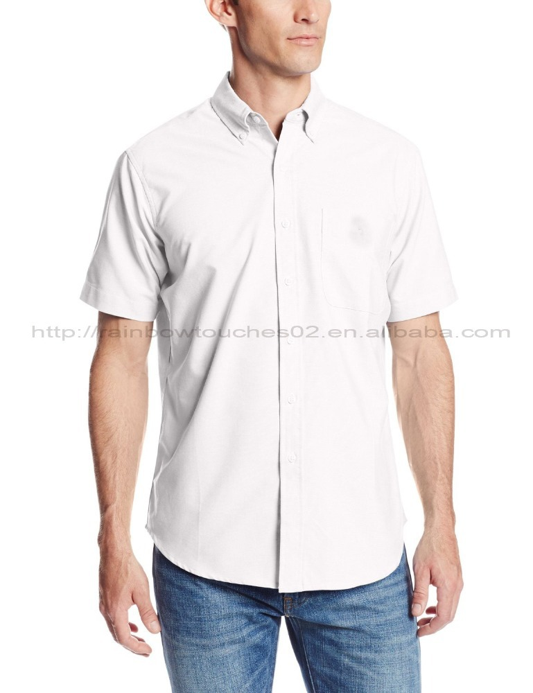 Plain White Dress Shirts Men, Plain White Dress Shirts Men ...