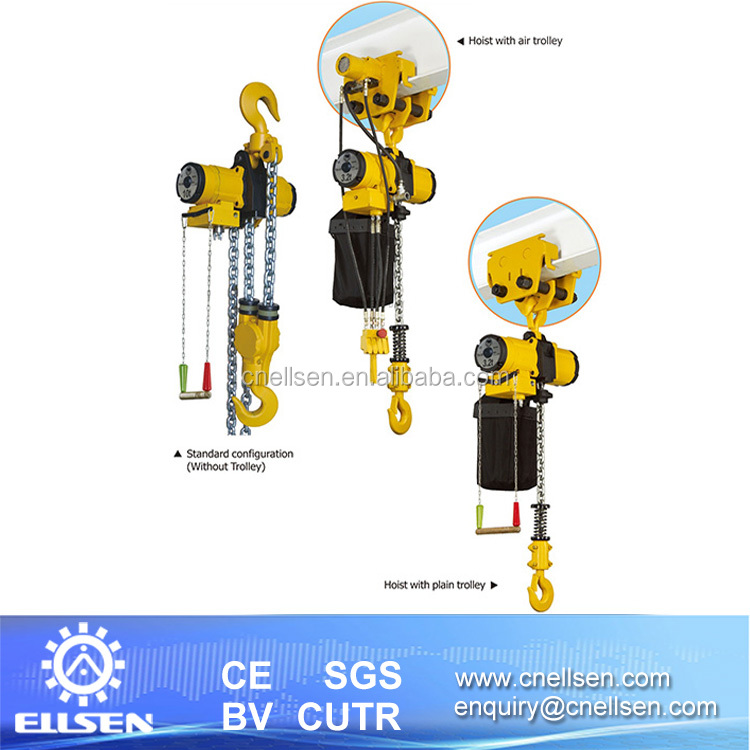 Pneumatic Air Chain Hoist