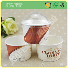 frozen yogurt and right price disposable ice cream paper cups