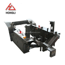 OEM ISO 9001 famous cnc plasma cutting machine metal sheet fabrication jobs