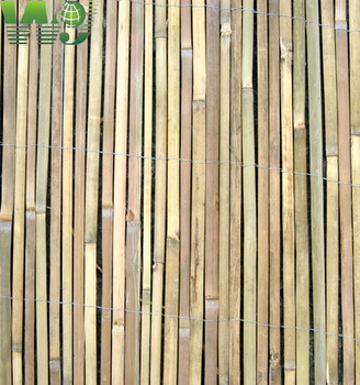 natural high quality bamboo garden fence