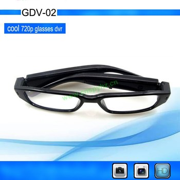 Full hd 720p sport camera with microphone HD Video Sport Glasses camera
