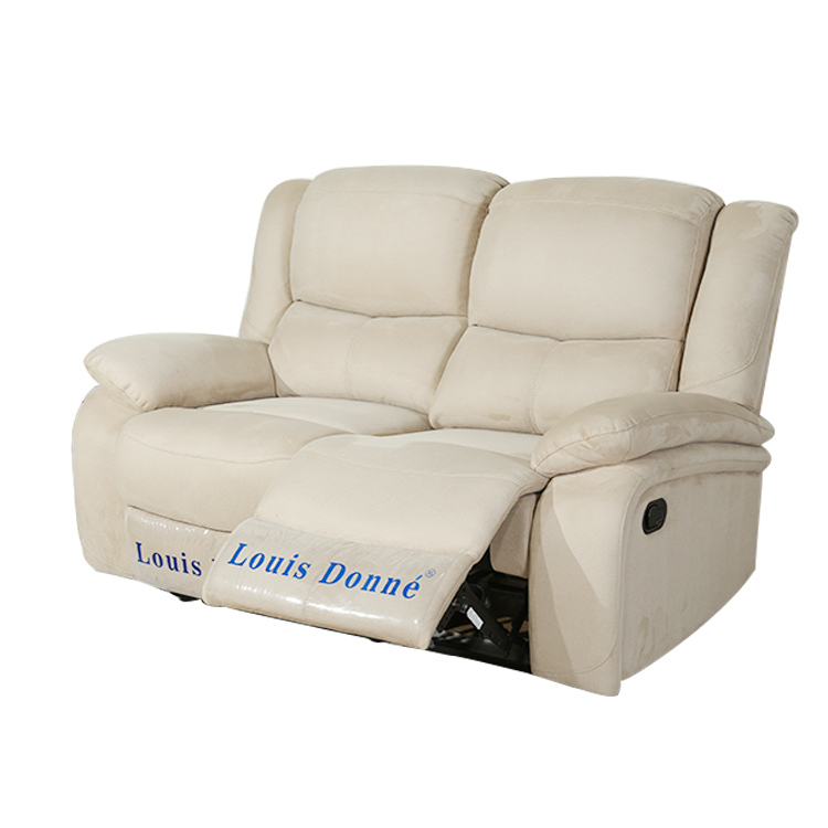 French european style modern chesterfield recliner sofa