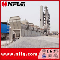 China low cost china drum asphalt mixing plant with high efficiency