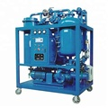China Oil Purifier Machine Oil Filter Device Refinery Oil