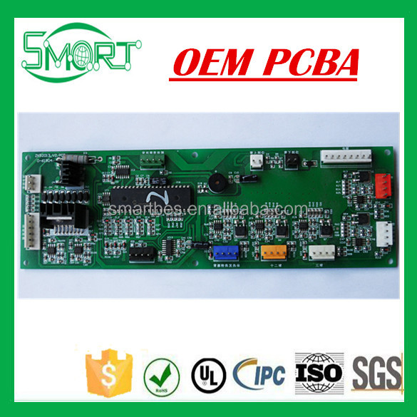 Smart Bes Manufacturing single/double sided fr4 pcb, pcb prototype manufacturer