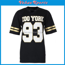 Authentic china factory custom american football jersey