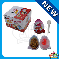 KINGS JOY- chocolate biscuit with toy for girls