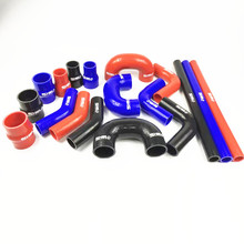 Super Durability High Temperature Resistance Silicone raditor Hose Kits For Audi a4 1.8t