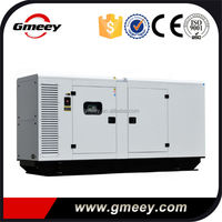 Gmeey 200kw 250kva three phase cummin silent diesel generator set price list