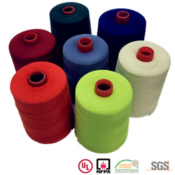 100% Aramid Sewing Thread fire resistance