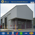 China low cost prefabricated steel structure frame cold storage warehouse