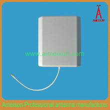 2400 ~ 2483 MHz Directional Wall Mount Flat Patch Panel Antenna wlan booster laptop wifi antenna wireless signal receiver