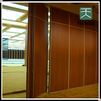 Soundproof room movable color mdf partition walls