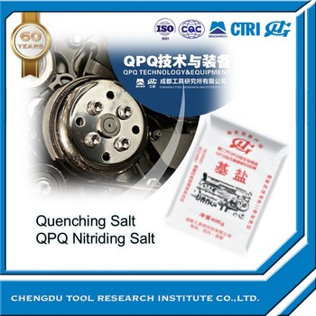 nitriding quenching salt for deep QPQ treatment