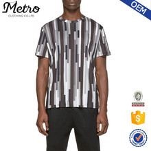 2016 Wholesale Mens Short Sleeve Tricolor Silk T shirts