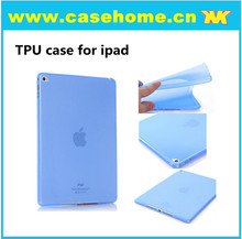 TPU Tablet Case Thin Slim Back Cover Case for Ipad 2 3 4