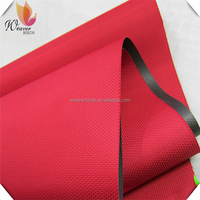 High quality 600D pvc coated oxford fabric for bags