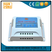 manual pwm solar charge controller 20a/China factory price solar controller 20a for sales