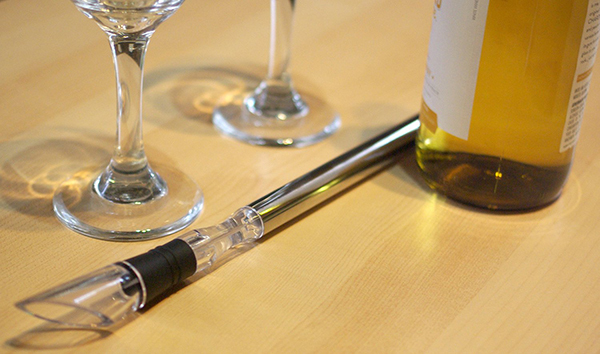 Amazon Instant Stainless Steel Wine Chiller Stick