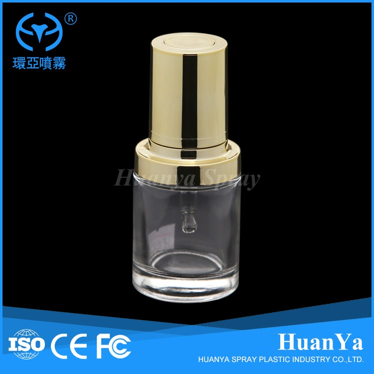 22ml clear cosmetic glass bottles pharmaceutical vial with screw on lid decorative bottles for gift 12pcs/lot
