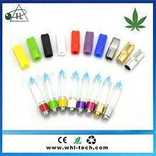 Portable vaporizer e cigarette cbd oil vape thick oil cartridge rechargeable cbd vaporizer pen