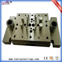 Tenroy mold components date insert,double hinge stamping die,cheap excellent stamping die for vehicle parts