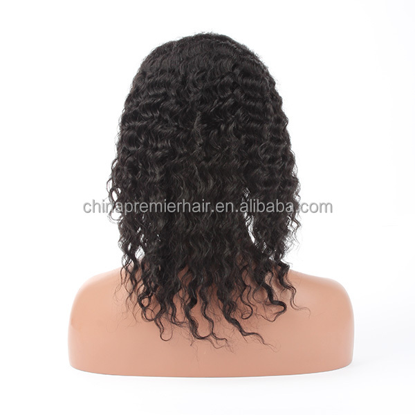 ponytail short braided lace front wigs for black women