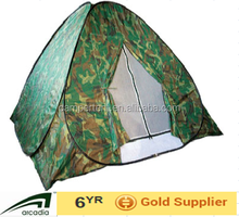 Winter outdoor fishing tents/sleeping tent cot