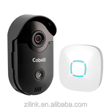 R&D Manufacturer supply Wifi Video Door Phone, Support remote access two-way audio video intercom wifi doorbell camera.