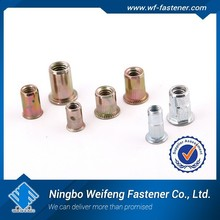 China High Quality Hexagonal Nut bold and nut Types Suppliers Manufacturers Exporters