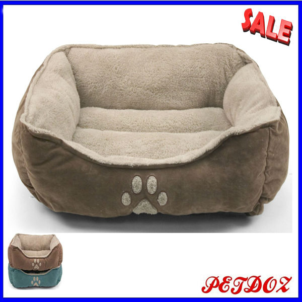 Paw print Cozy Craft Pet Beds