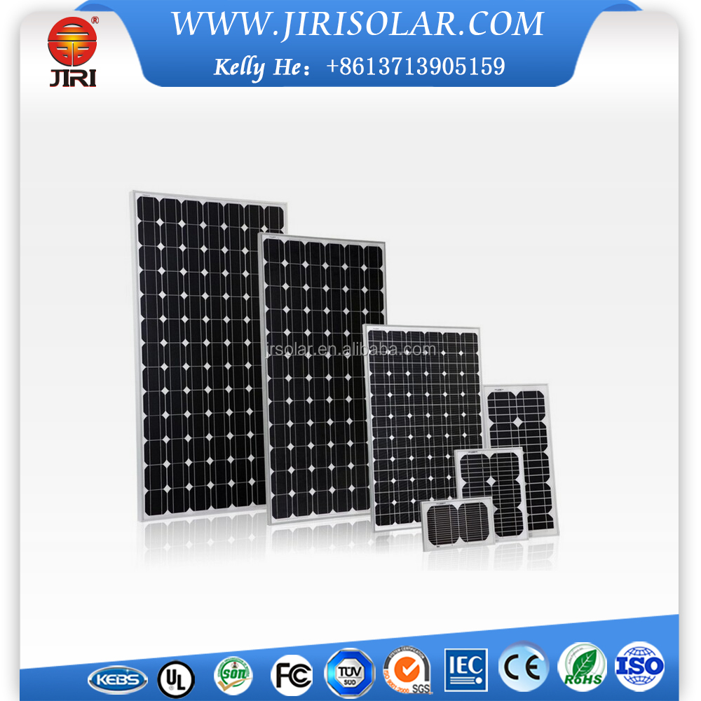 100W High Quality A-grade Cell Solar Panel Price Made In China